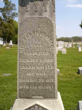 YAMBERT, SARAH - Seneca County, Ohio | SARAH YAMBERT - Ohio Gravestone Photos