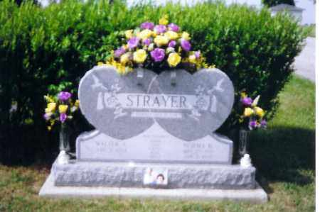 STRAYER, NORMA - Shelby County, Ohio | NORMA STRAYER - Ohio Gravestone Photos