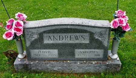 CORBIN ANDREWS, VIRGINIA MAE - Shelby County, Ohio | VIRGINIA MAE CORBIN ANDREWS - Ohio Gravestone Photos