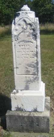 BAKER, JEFFERSON - Shelby County, Ohio   JEFFERSON BAKER - Ohio Gravestone Photos