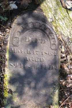 BARCUS, MOSES - Shelby County, Ohio   MOSES BARCUS - Ohio Gravestone Photos