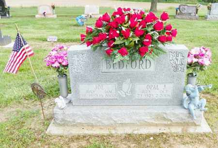 BEDFORD, OPAL J. - Shelby County, Ohio | OPAL J. BEDFORD - Ohio Gravestone Photos