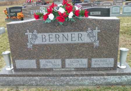 BERNER, EILEEN E. - Shelby County, Ohio | EILEEN E. BERNER - Ohio Gravestone Photos