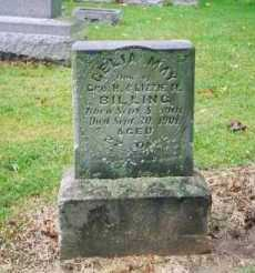 BILLING, CELIA MAY - Shelby County, Ohio | CELIA MAY BILLING - Ohio Gravestone Photos