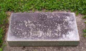 BOWEN, BENJAMIN C. - Shelby County, Ohio | BENJAMIN C. BOWEN - Ohio Gravestone Photos