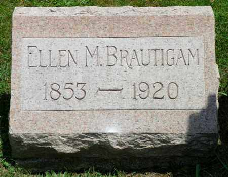 BRAUTIGAM, ELLEN M. - Shelby County, Ohio | ELLEN M. BRAUTIGAM - Ohio Gravestone Photos