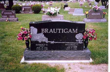 HANCOCK BRAUTIGAM, MILDRED G. - Shelby County, Ohio | MILDRED G. HANCOCK BRAUTIGAM - Ohio Gravestone Photos
