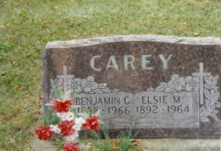 CAREY, ELSIE M. - Shelby County, Ohio | ELSIE M. CAREY - Ohio Gravestone Photos