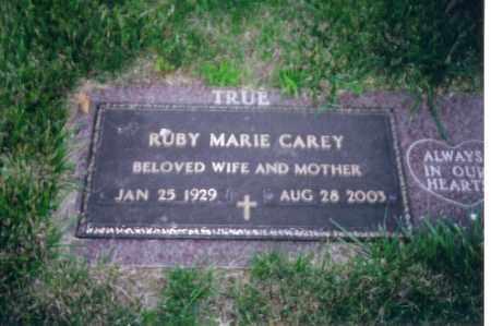CAREY, RUBY MARIE - Shelby County, Ohio | RUBY MARIE CAREY - Ohio Gravestone Photos