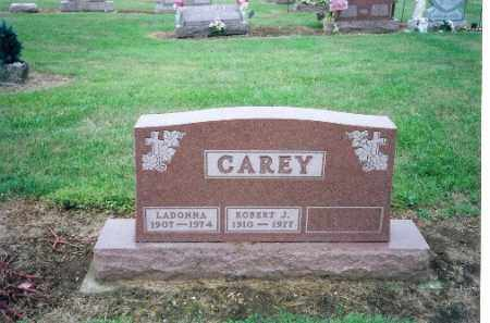 CAREY, ROBERT J. - Shelby County, Ohio | ROBERT J. CAREY - Ohio Gravestone Photos