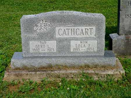 CATHCART, BERT L. - Shelby County, Ohio | BERT L. CATHCART - Ohio Gravestone Photos