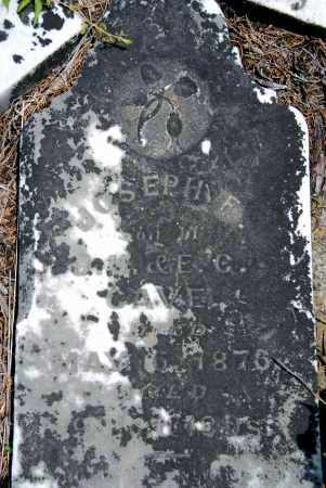 CAVE, JOSEPH F. - Shelby County, Ohio | JOSEPH F. CAVE - Ohio Gravestone Photos