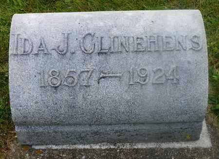 CLINEHENS, IDA J. - Shelby County, Ohio | IDA J. CLINEHENS - Ohio Gravestone Photos