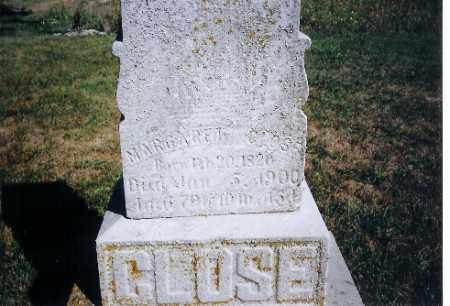 CLOSE, MARGARET - Shelby County, Ohio | MARGARET CLOSE - Ohio Gravestone Photos