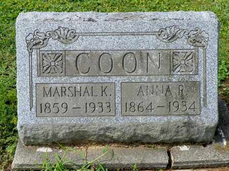 COOL, MARSHAL K. - Shelby County, Ohio | MARSHAL K. COOL - Ohio Gravestone Photos