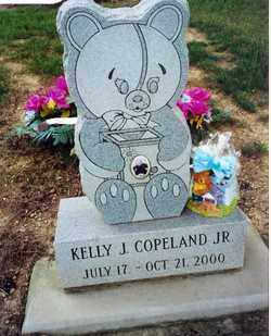 COPELAND JR, KELLY J - Shelby County, Ohio | KELLY J COPELAND JR - Ohio Gravestone Photos