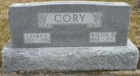 CORY, LAURA E. - Shelby County, Ohio | LAURA E. CORY - Ohio Gravestone Photos