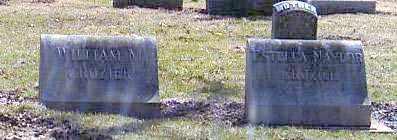 CROZIER, WILLIAM M. - Shelby County, Ohio | WILLIAM M. CROZIER - Ohio Gravestone Photos