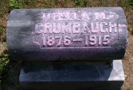 CRUMBAUGH, OTELLA M. - Shelby County, Ohio | OTELLA M. CRUMBAUGH - Ohio Gravestone Photos