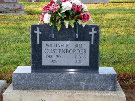 CUSTENBORDER, WILLIAM R. - Shelby County, Ohio | WILLIAM R. CUSTENBORDER - Ohio Gravestone Photos