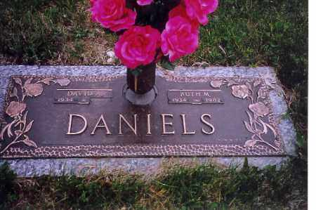 DANIELS, RUTH M. - Shelby County, Ohio | RUTH M. DANIELS - Ohio Gravestone Photos