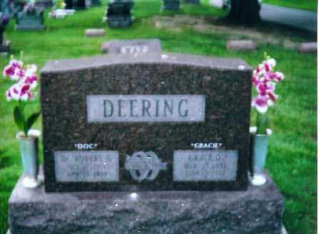 DEERING, ROBERT - Shelby County, Ohio | ROBERT DEERING - Ohio Gravestone Photos