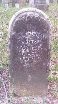 DEWEESE, DAVID - Shelby County, Ohio   DAVID DEWEESE - Ohio Gravestone Photos