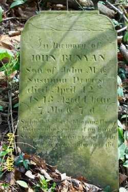 DEWEESE, JOHN RUNYAN - Shelby County, Ohio | JOHN RUNYAN DEWEESE - Ohio Gravestone Photos