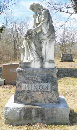 DIXON, NETTIE A. - Shelby County, Ohio | NETTIE A. DIXON - Ohio Gravestone Photos