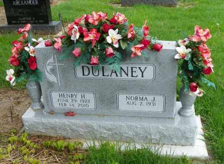 "DULANEY, HENRY ""DUDE"" HARRISON JR. - Shelby County, Ohio 