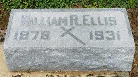 ELLIS, WILLIAM R. - Shelby County, Ohio | WILLIAM R. ELLIS - Ohio Gravestone Photos