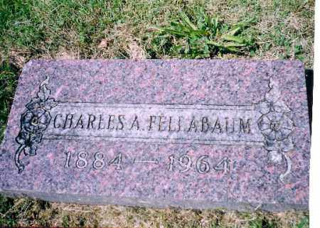 FELLABAUM, CHARLES A - Shelby County, Ohio | CHARLES A FELLABAUM - Ohio Gravestone Photos