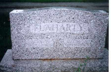 FLAHARTY, ALVA B - Shelby County, Ohio | ALVA B FLAHARTY - Ohio Gravestone Photos