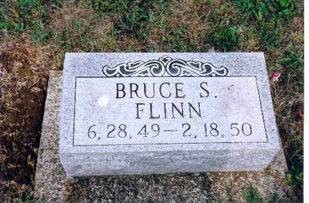 FLINN, BRUCE S. - Shelby County, Ohio | BRUCE S. FLINN - Ohio Gravestone Photos