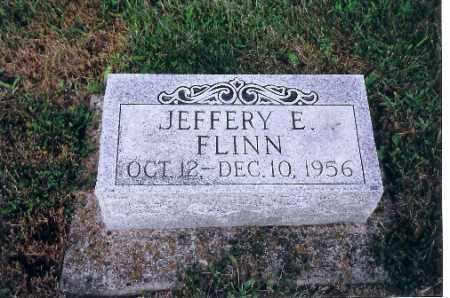 FLINN, JEFFERY E. - Shelby County, Ohio | JEFFERY E. FLINN - Ohio Gravestone Photos