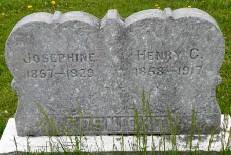 FOSNIGHT, JOSEPHINE - Shelby County, Ohio | JOSEPHINE FOSNIGHT - Ohio Gravestone Photos