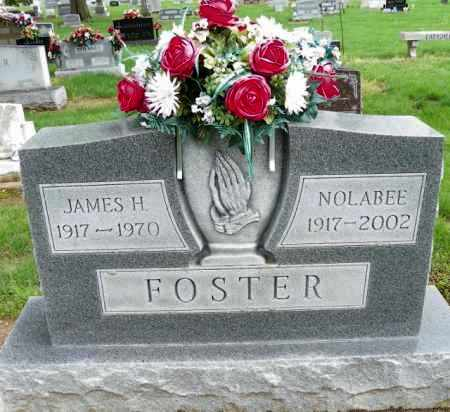 FOSTER, NOLABEE - Shelby County, Ohio | NOLABEE FOSTER - Ohio Gravestone Photos