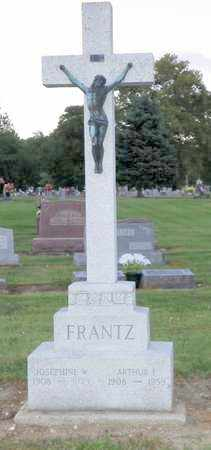 FRANTZ, JOSEPHINE W. - Shelby County, Ohio | JOSEPHINE W. FRANTZ - Ohio Gravestone Photos