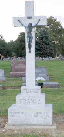 FRANTZ, ARTHUR F. - Shelby County, Ohio | ARTHUR F. FRANTZ - Ohio Gravestone Photos