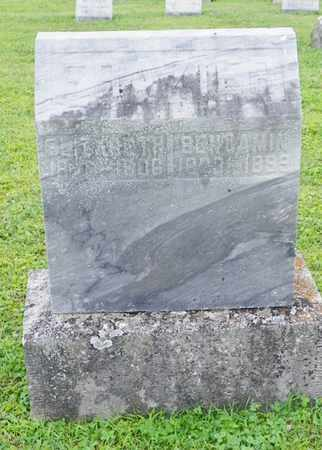 FRAZIER, BENJAMIN - Shelby County, Ohio | BENJAMIN FRAZIER - Ohio Gravestone Photos