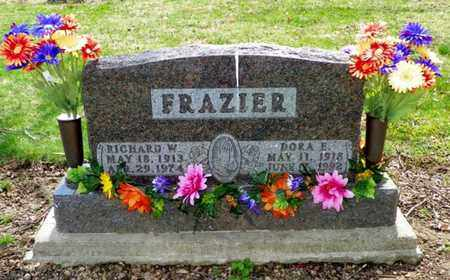 FRAZIER, RICHARD W. - Shelby County, Ohio | RICHARD W. FRAZIER - Ohio Gravestone Photos