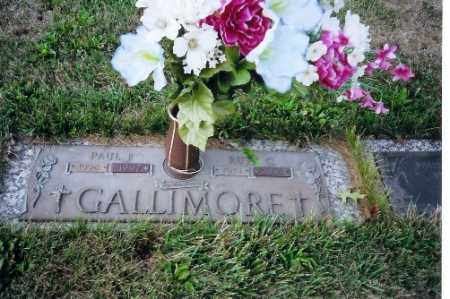 CARDO GALLIMORE, RUTH - Shelby County, Ohio | RUTH CARDO GALLIMORE - Ohio Gravestone Photos