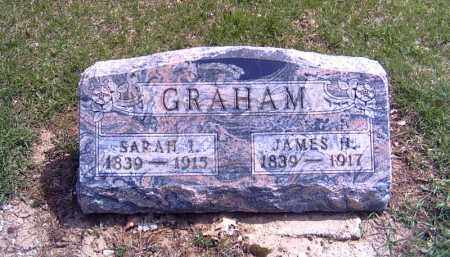GRAHAM, SARAH I. - Shelby County, Ohio | SARAH I. GRAHAM - Ohio Gravestone Photos