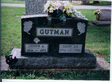 GUTMAN, DANNY JOE - Shelby County, Ohio | DANNY JOE GUTMAN - Ohio Gravestone Photos