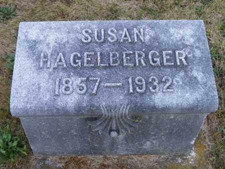 HAGELBERGER, SUSAN - Shelby County, Ohio | SUSAN HAGELBERGER - Ohio Gravestone Photos