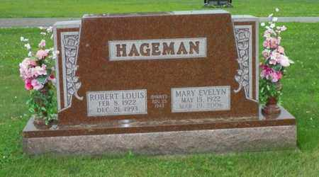 HAGEMAN, ROBET LOUIS - Shelby County, Ohio | ROBET LOUIS HAGEMAN - Ohio Gravestone Photos