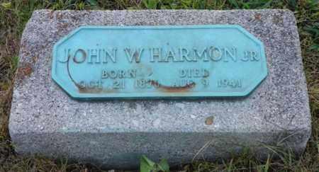HARMON, JOHN W. - Shelby County, Ohio | JOHN W. HARMON - Ohio Gravestone Photos