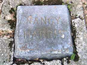 HARRIS, NANCY - Shelby County, Ohio | NANCY HARRIS - Ohio Gravestone Photos