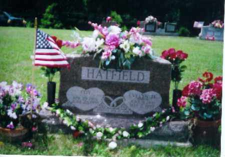 HATFIELD, EVELYN - Shelby County, Ohio | EVELYN HATFIELD - Ohio Gravestone Photos