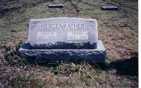 WISE HERGENRATHER, ADDE - Shelby County, Ohio | ADDE WISE HERGENRATHER - Ohio Gravestone Photos